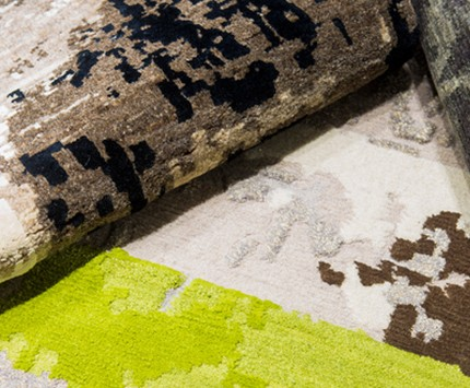 Woven Arts Designer Modern Custom Minneapolis Rugs Store